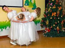 Концерт «Добрый праздник Старый Новый год»