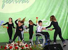 фестиваль творчества и спорта «ПАРАФЕСТ-2013»