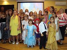 15 апреля 2010: Премьера спектакля «Легенды о цветах»